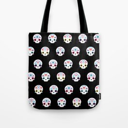 Cute sugar skulls B Tote Bag