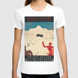 Vintage poster - France T-shirt