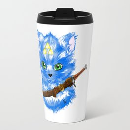 A link to the cats Travel Mug