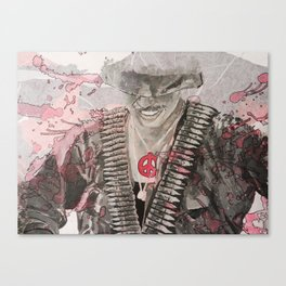 The Soldier Canvas Print
