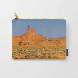 Valley of the Gods Lady in the Bathtub Carry-All Pouch