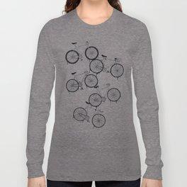 BIKES YO! Long Sleeve T-shirt