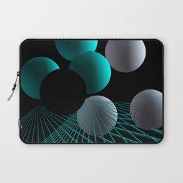 converging lines -2- Laptop Sleeve