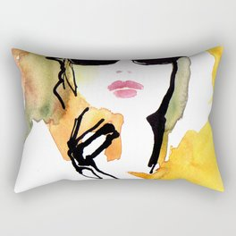 Fashion beauty Rectangular Pillow
