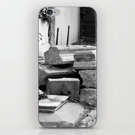 old graves iPhone Skin
