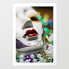 Mardi Gras II Art Print