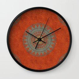 Maroon II Wall Clock