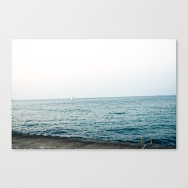 Helm Canvas Print
