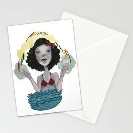 Rainbow Maker Stationery Cards
