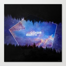 other earth  Canvas Print