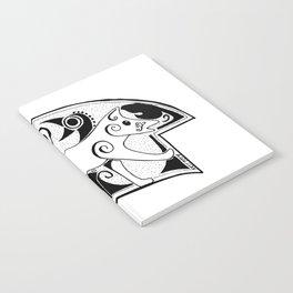 Norse Fox Notebook