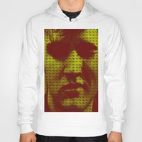 elvis Hoodies featuring Elvis by Ganech joe