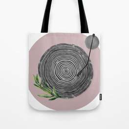 The Sound of Nature Tote Bag
