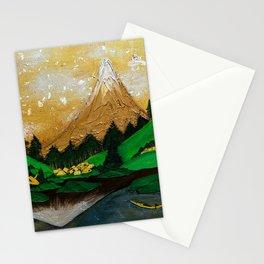 Memories of Hokusai IV Stationery Cards