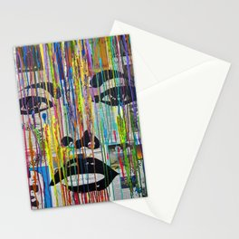 Angel Eyes Stationery Cards