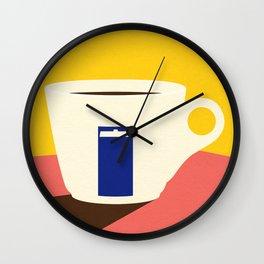 Tazza Wall Clock