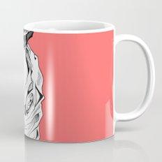 Red Circle Mug