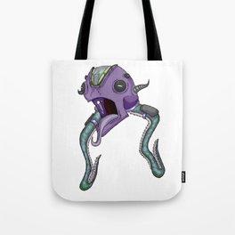 Octo-Seeker Tote Bag