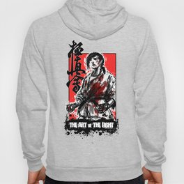 The Art of The Fight: The Kumite Queen Hoody