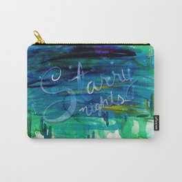 This World You Can Change It Carry-All Pouch