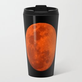 Orange Moon Travel Mug