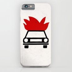 the car's on fire iPhone 6s Slim Case