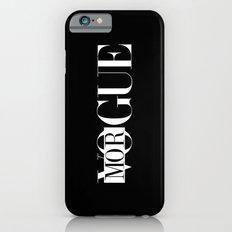 MORGUE Slim Case iPhone 6s