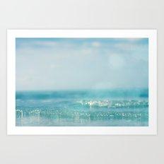 ocean 2257 Art Print