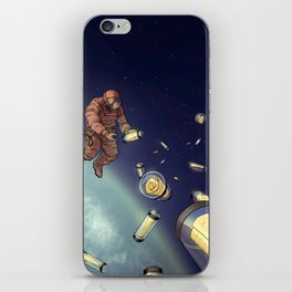 Messages from Space iPhone Skin