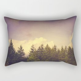 North Wilderness Rectangular Pillow
