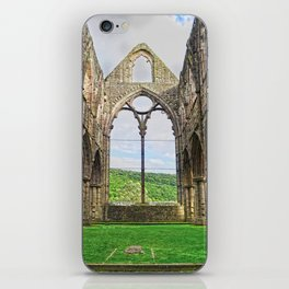 Tintern Eternal - Tintern Abbey, Wales, UK iPhone Skin