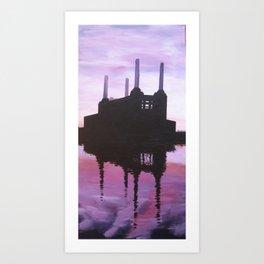 Battersea Power Station I Art Print