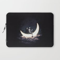 Moon Sailing Laptop Sleeve