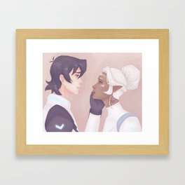 Kallura - Catch Me If I Fall Framed Art Print