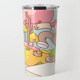 Happy Place Travel Mug
