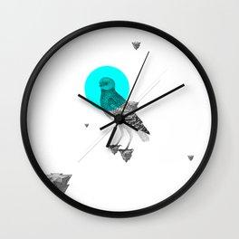 Archetypes Series: Wisdom Wall Clock