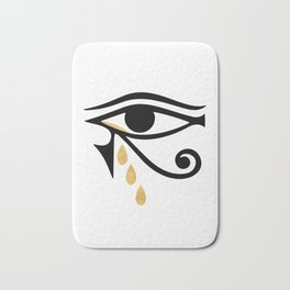 ALL SEEING CRY - Eye of Horus Bath Mat