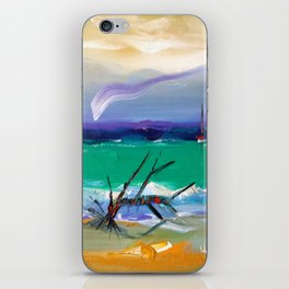 Seascape iPhone Skin