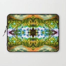 Psychedelic Trees Laptop Sleeve