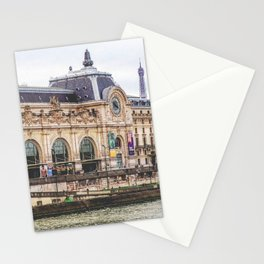 Along the Seine Stationery Cards