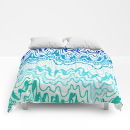 Thaw and Melt Comforters