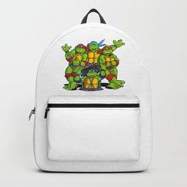 Teenage Mutant - Ninja Turtle Backpack