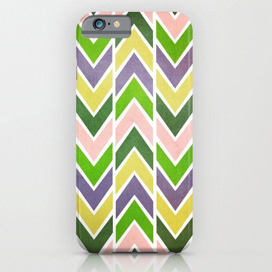 Multi Chevron iPhone & iPod Case