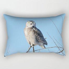 Winter Fashion Rectangular Pillow