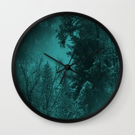 Fantasy Forest..... Wall Clock