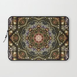 Mandalas from the Voice of Eternity 8 Laptop Sleeve