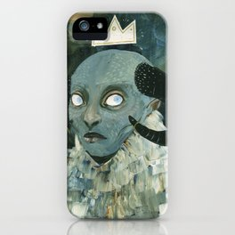 Goblin Queen iPhone Case