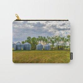 Grain Bins 2 Carry-All Pouch