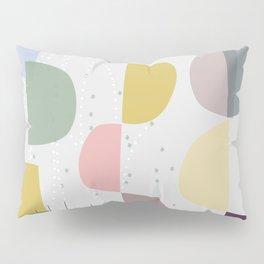 Mid century temporary art VIII Pillow Sham