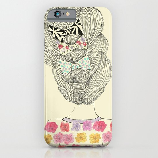 I Love Bows iPhone & iPod Case